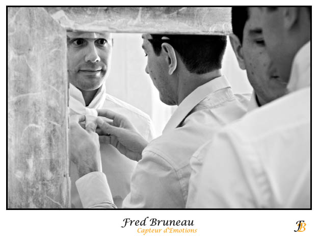 Photo de mariage par Fred Bruneau