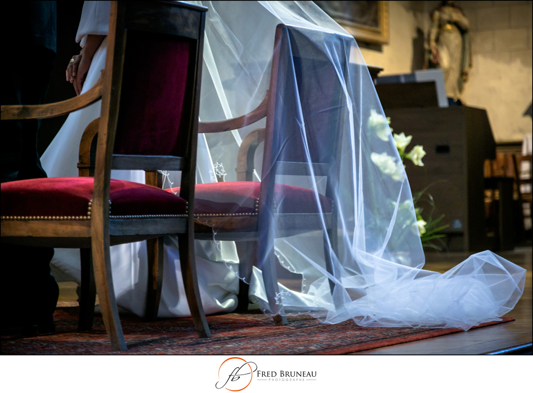 Photo de mariage a la collegiale Saint Laurent a Salon de Provence